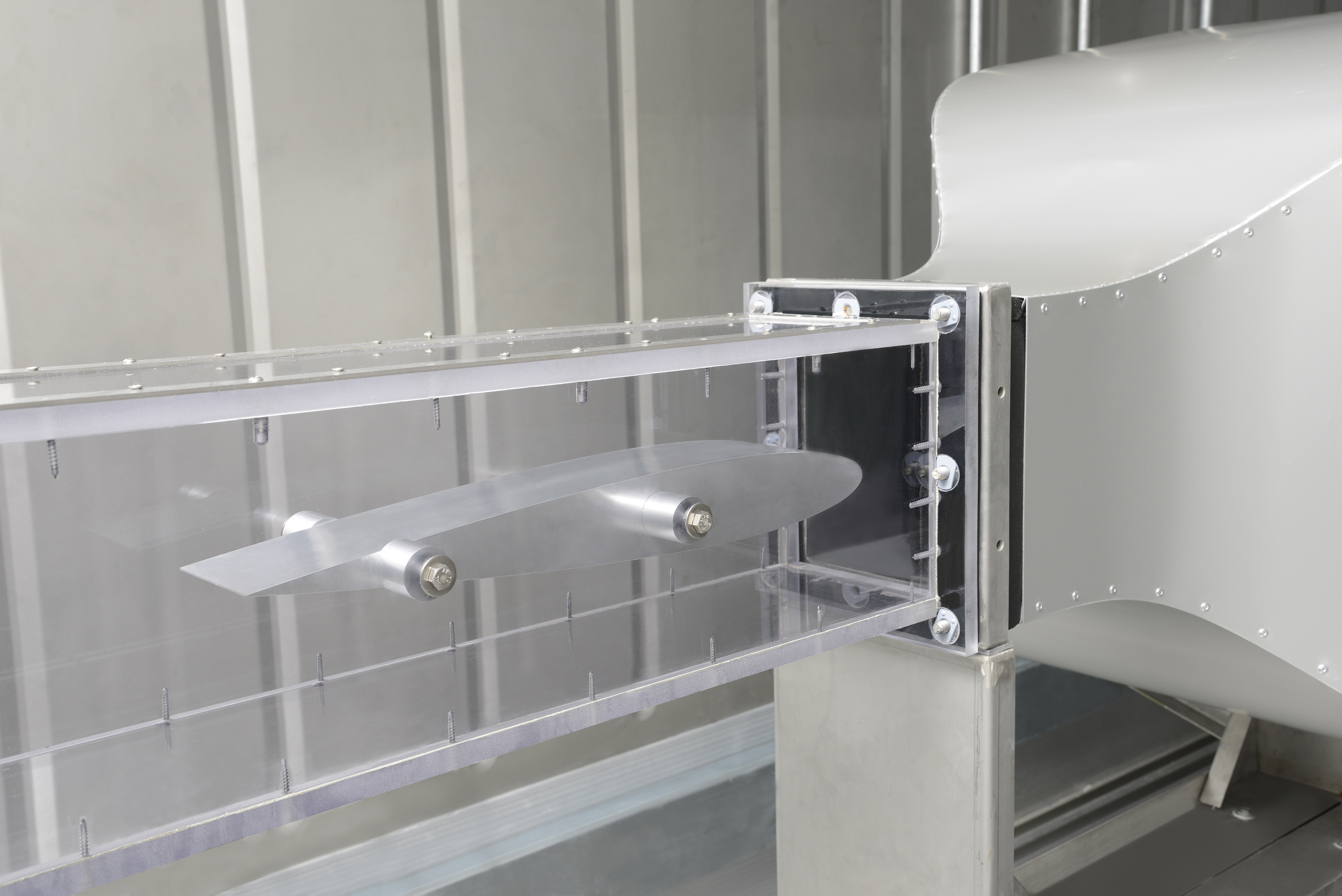 New Icing Wind Tunnel At Fraunhofer Ifam Allows Anti Icing